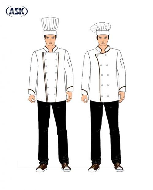 Trang phục Bếp #2