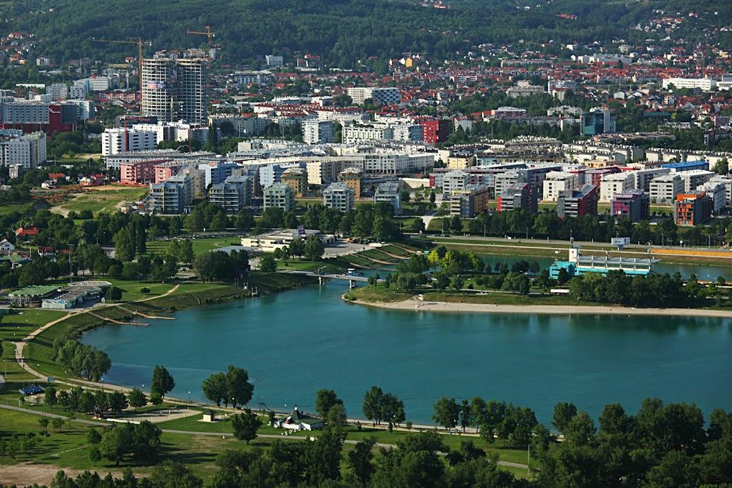 Zagreb in Croatia