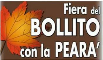 Fiera del bollito e della Pearà  fino al 30 Novembre Isola della Scala
