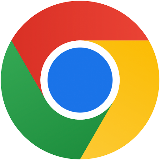 Google Chrome .