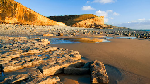 Monknash Beach, South Glamorgan, Wales, United Kingdom.jpg