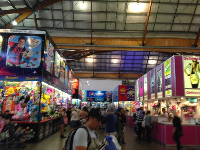 Sydney Royal Easter Show - Show Bags