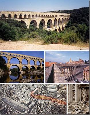 Saluran Air Gravitasi Romawi Kuno, Teknologi Zaman Dahulu Yang Menakjubkan