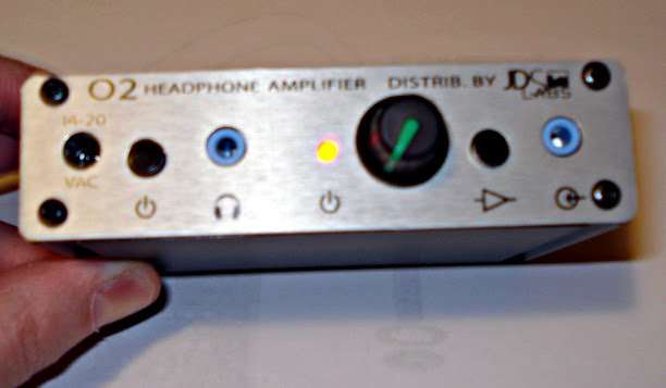 O2 Headphone Amp