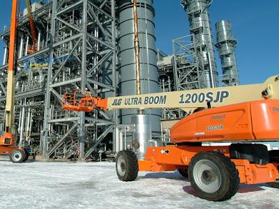 JLG Ultra Boom Lift 1200SJP