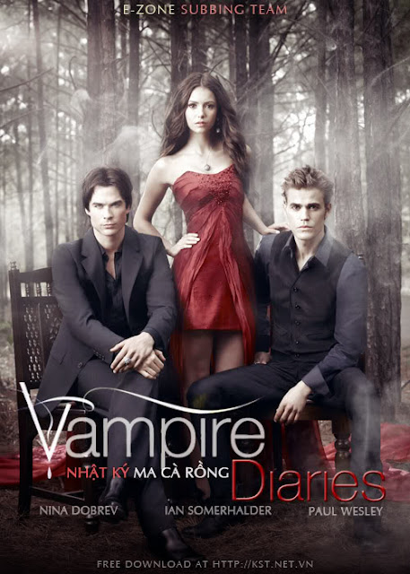 Nhật Ký Ma Cà Rồng Phần 1| The Vampire Diaries - Season 1