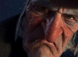 Scrooge.-Cuento de Navidad, basado en una novela de Charles Dickens