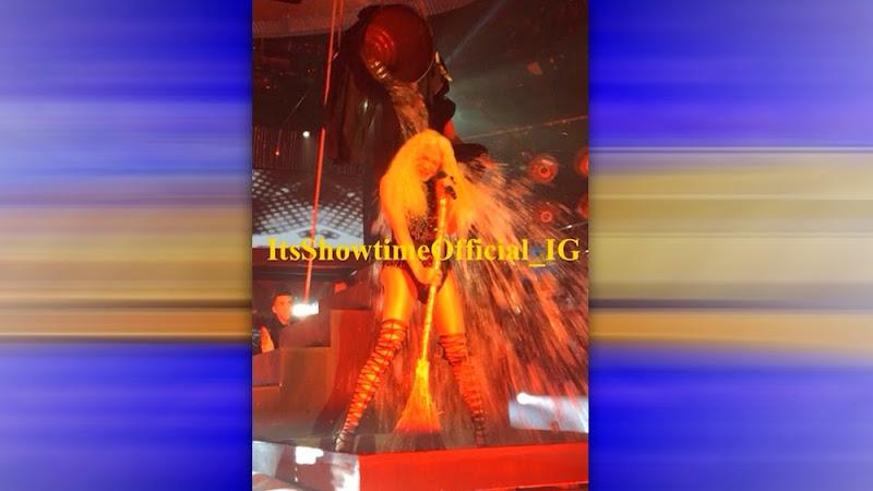 Vice Ganda Ice Bucket Challenge on Its' Showtime