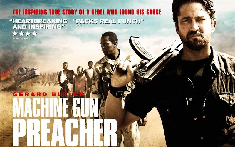 Resultado de imagem para Machine Gun Preacher
