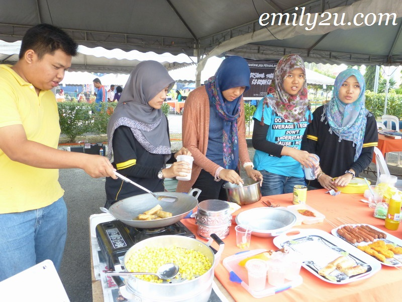 UniKL RCMP Open Day 2012