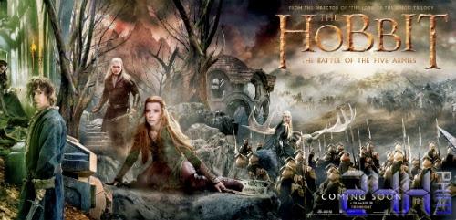 24hphim.net 1415355295 the hobbit the battle 10 Người Hobbit 3