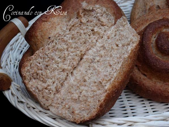 Cocinando con kisa pan de miel kitchenaid y horno for Pane con kitchenaid
