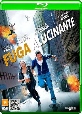 Filme Poster Fuga Alucinante BDRip XviD Dual Audio & RMVB Dublado