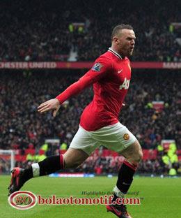 Wayne Rooney MU