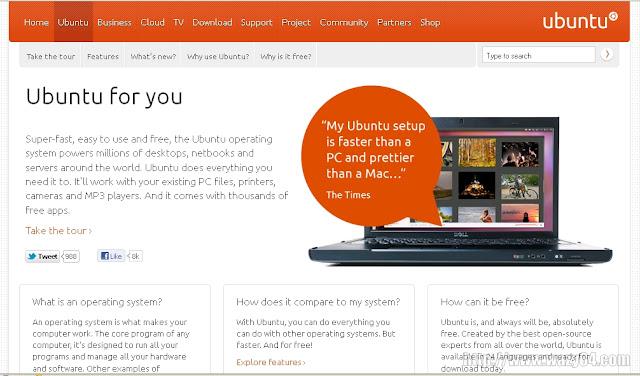 Sekilas Pandang Tentang Ubuntu 11.10 Oneiric Ocelot