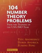 104 Προβλήματα Θεωρίας Αριθμών