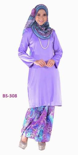 mini kurung baju kurung malaysia cantik online murah raya 2014 terkini