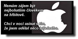 Poselství Steva Jobse