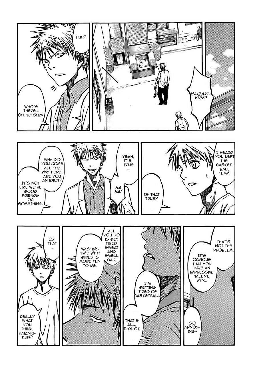 Kuroko no Basket Manga Chapter 211 - Image 18