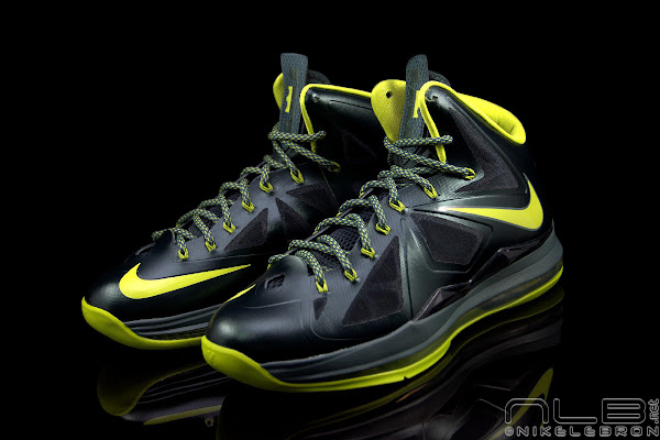 The Showcase Nike LeBron X Dunkman That8217s Just Different