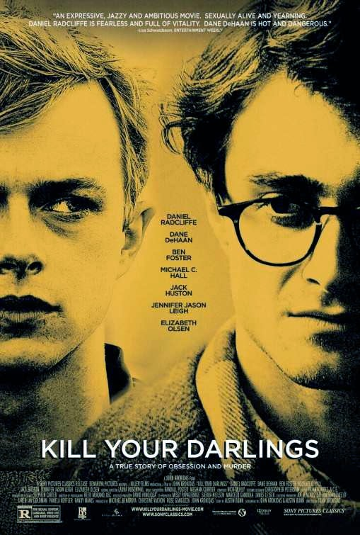 Poster Of English Movie Kill Your Darlings (2013) Free Download Full New Hollywood Movie Watch Online At alldownloads4u.com