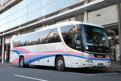 伊予鉄道「ハーバーライナー」  5251
