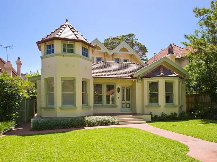'Tretheway' 151 Wycombe Road Neutral Bay NSW
