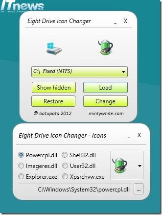 Drive-Icon-Changer