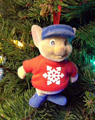 Bernard ornament
