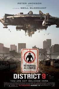 Khu Vực 9 - District 9 poster