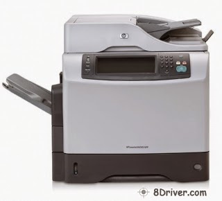 get driver HP LaserJet M4345 MFP Printer