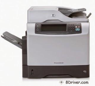 Driver HP LaserJet M4345 MFP Printer – Get & installing steps
