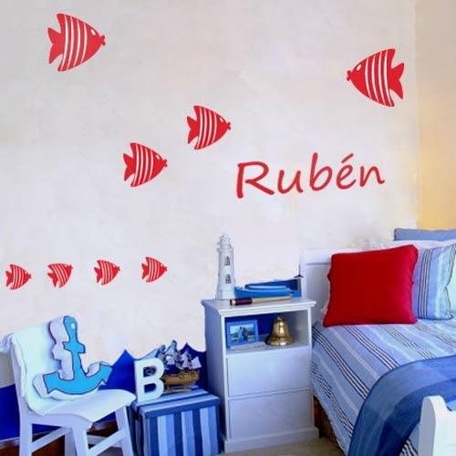 El rinc n de los peques decorar la habitaci n de los ni os for Vinilos para decorar habitaciones de bebes