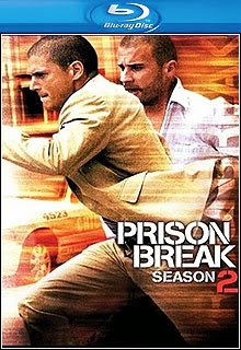 Download - Prison Break – 2ª Temporada Completa BluRay 720p Dual Áudio