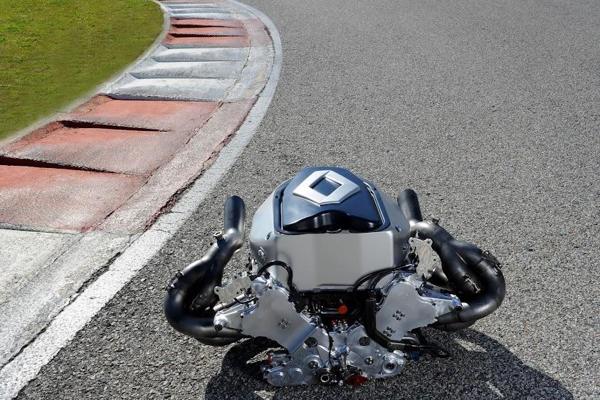 Renault F1 Team UP y tecnica en general