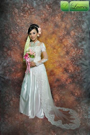 foto pengantin modern