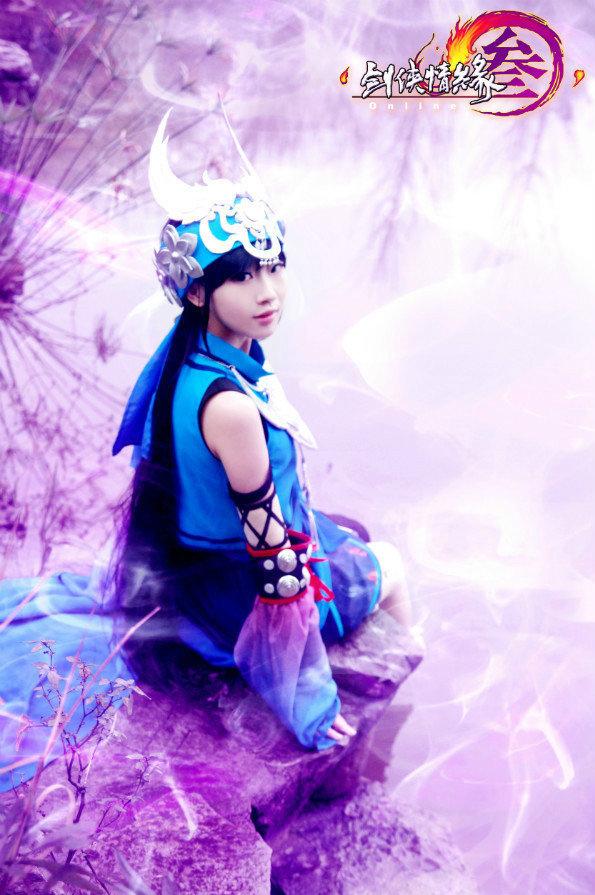 Nữ hiệp Ngũ Độc phiêu cùng sắc tím mộng mơ - Ảnh 3