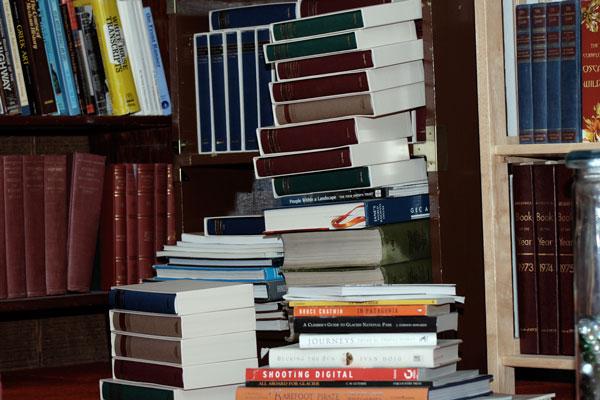 basement books
