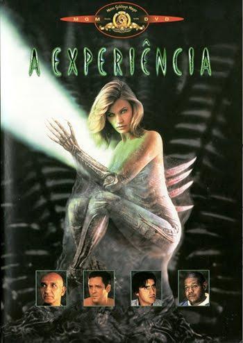 Download A Experiência Species DVDRip AVI Dublado