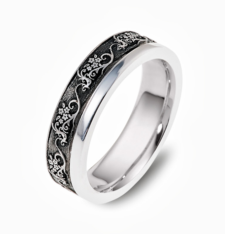Cable Wedding Band 49 Superb