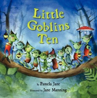 Mx3 Review: Little Goblins Ten by Pamela Jane
