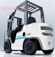 Nissan diesel forklift 1.5 - 3.5 tons by Unicarriers