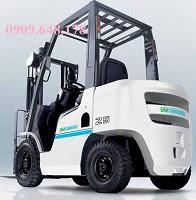 Xe nâng diesel 1.5 - 3.5 tấn