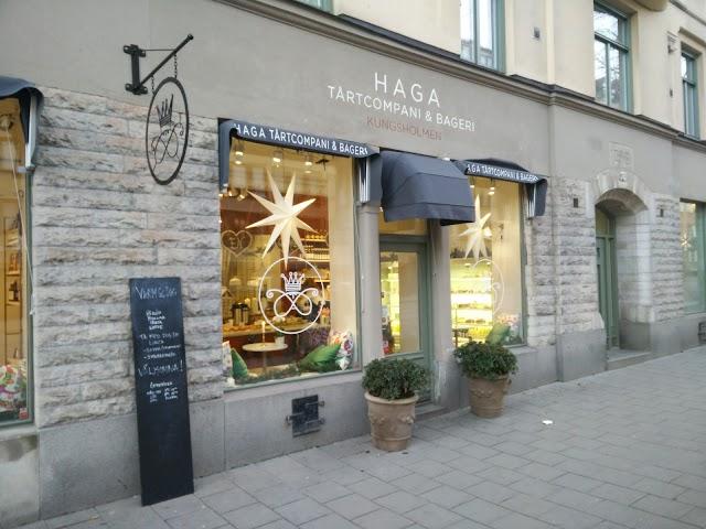 Haga Tårtkompani & Bageri Kungsholmen