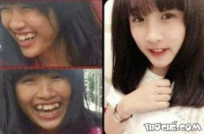 Thơ Chế Vui Girl Xinh Trên Facebook