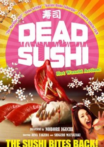 Dead Sushi (2012) UNRATED 720p WEB-DL 650MB