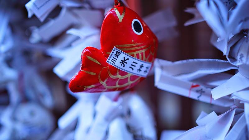 川越氷川神社 風鈴回廊 写真13