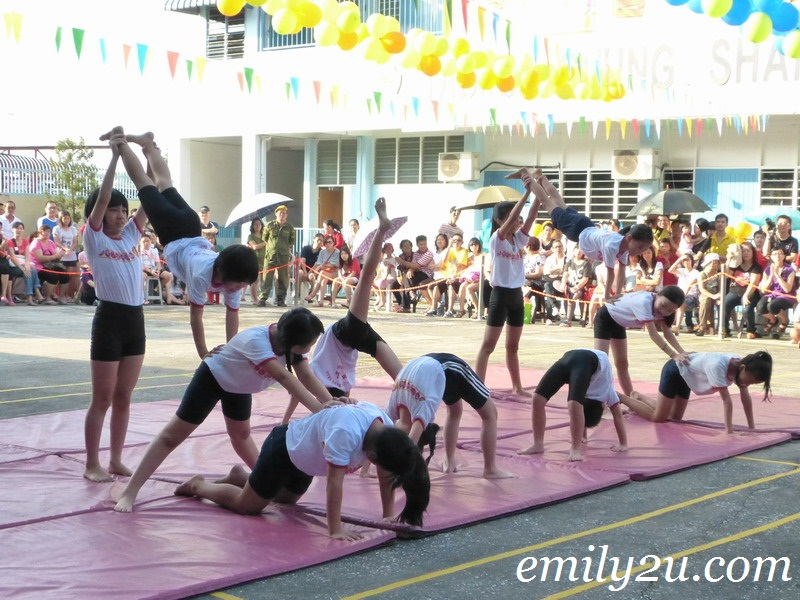 Chung Shan Kindergarten Annual Sports Day