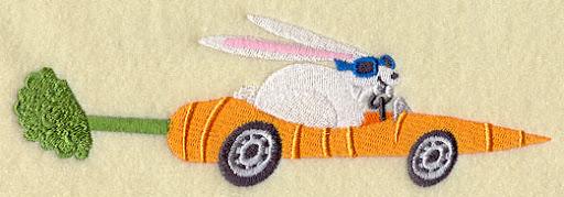 Carrot Cart Race