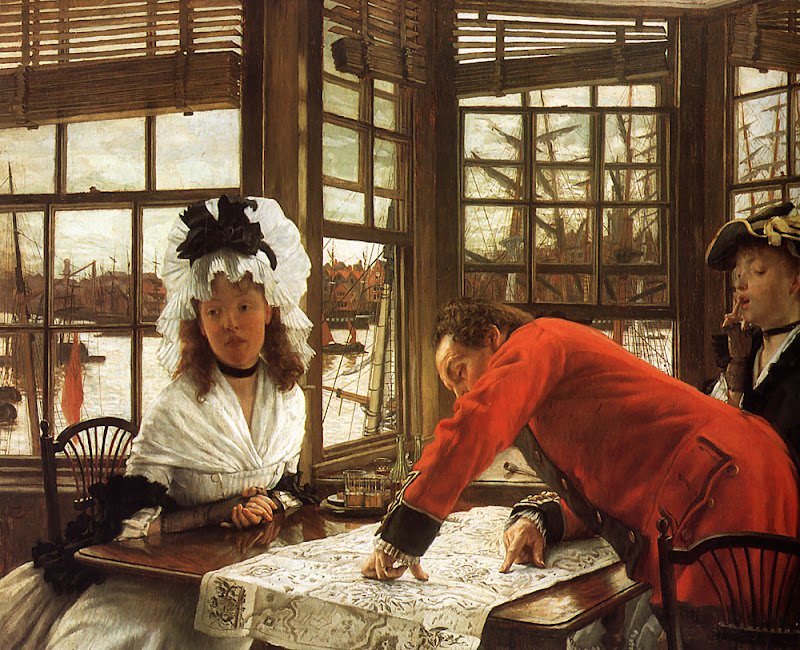 James Tissot - An Interesting Story